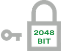 PageProof uses 2048 bit RSA encryption and 256 AES to protect your data – pre-transit, in-transit and at rest.